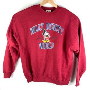Vintage 90s World Disney World Sweatshirt Crewneck